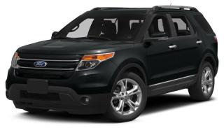 Used 2015 Ford Explorer LIMITED for sale in Fort Saskatchewan, AB