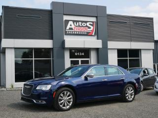 Used 2015 Chrysler 300 300C Platinum AWD + INSPECTÉ + GPS + TOIT for sale in Sherbrooke, QC