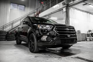 Used 2018 Ford Escape Titanium 4x4  ensemble noir for sale in Rimouski, QC