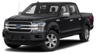 New 2019 Ford F-150 PLATINUM for sale in Tilbury, ON