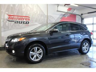 Used 2015 Acura RDX AWD for sale in Lévis, QC