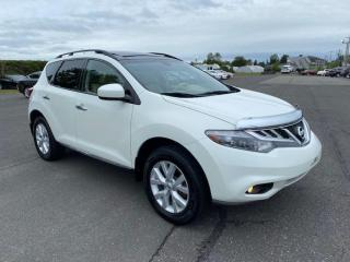 Used 2011 Nissan Murano SL AWD for sale in Pintendre, QC