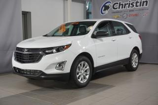 Used 2019 Chevrolet Equinox BLUETOOTH SIEGE CHAUFFANT CAM DE RECUL**4917 KM** for sale in Montréal, QC