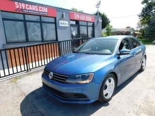 Used 2016 Volkswagen Jetta TRENDLINE+ for sale in St. Thomas, ON