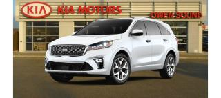 New 2020 Kia Sorento SX V6 for sale in Owen Sound, ON