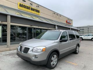 Used 2009 Pontiac Montana Sv6 4dr Ext WB w/1SA for sale in North York, ON