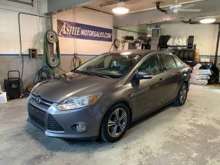 Used 2014 Ford Focus 4DR SDN SE for sale in Kingston, ON