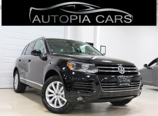 Used 2011 Volkswagen Touareg TDI COMFORTLINE NAVIGATION DIESEL AWD for sale in North York, ON