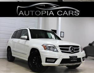 Used 2012 Mercedes-Benz GLK-Class 4MATIC 4dr GLK 350 for sale in North York, ON