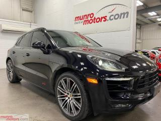 Used 2017 Porsche Macan AWD 4dr GTS V6 360hp turbo CarbonFiber NAV MEM for sale in St. George, ON