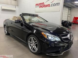 Used 2017 Mercedes-Benz E-Class 2dr Cabriolet E 400 RWD Distronic CarPlay AirScarf for sale in St. George, ON