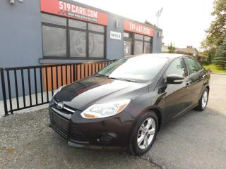Used 2014 Ford Focus SE|BLUETOOTH|USB/AUX for sale in St. Thomas, ON