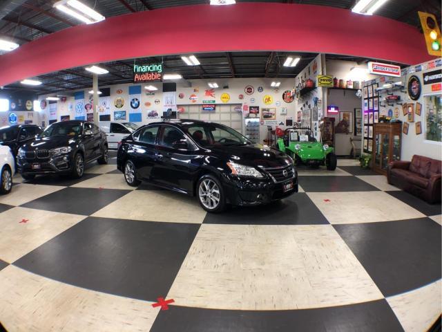 2015 Nissan Sentra 1.8L SR AUT0 A/C SUNROOF NAVI CAMERA