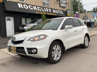 Used 2012 Acura RDX AWD 4dr Tech Pkg for sale in Scarborough, ON