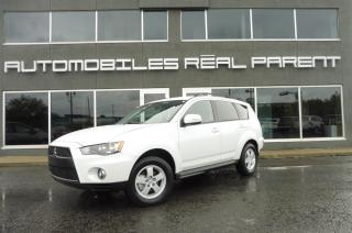 Used 2010 Mitsubishi Outlander AWD - 7 PASSAGERS - V6 - 88 072 KM - for sale in Québec, QC