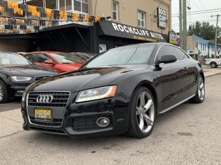 Used 2010 Audi A5 2dr Cpe Auto 2.0L for sale in Scarborough, ON