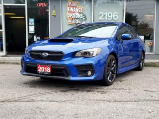 Used 2018 Subaru WRX Sport-tech Manual for sale in Bowmanville, ON