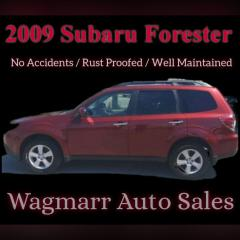 Used 2009 Subaru Forester X w/Premium Pkg for sale in Kingston, ON