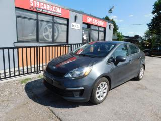 Used 2017 Kia Rio LX+|HEATED SEATS|USB/AUX|BLUETOOTH for sale in St. Thomas, ON