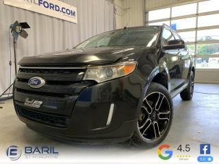 Used 2013 Ford Edge 4 portes SEL, Traction avant,sport appar for sale in St-Hyacinthe, QC