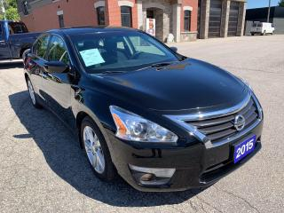 Used 2015 Nissan Altima 2.5 SV for sale in Harriston, ON
