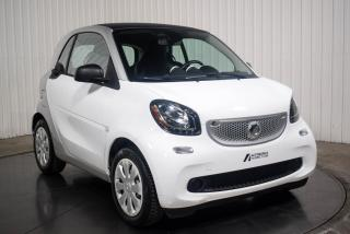 Used 2016 Smart fortwo CUIR A/C BLUETOOTH for sale in St-Hubert, QC