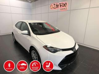 Used 2019 Toyota Corolla LE - SIÈGES CHAUFFANTS for sale in Québec, QC