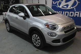 Used 2016 Fiat 500 X Pop 4 portes TA for sale in St-Constant, QC