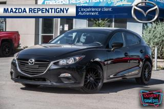 Used 2016 Mazda MAZDA3 SPORT GX AUTO 50.53$/SEM for sale in Repentigny, QC