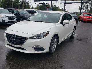 Used 2016 Mazda MAZDA3 MAZDA 3 GX* 5 PORTES* AT* A/C* CAMERA* B for sale in Québec, QC