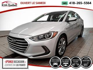 Used 2017 Hyundai Elantra GLS* TOIT* CARPLAY* CAMERA* SIEGES CHAUF for sale in Québec, QC