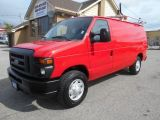 2012 Ford E-250 CARGO 5.4L Loaded Rack Divider Shelving 197,000KMs