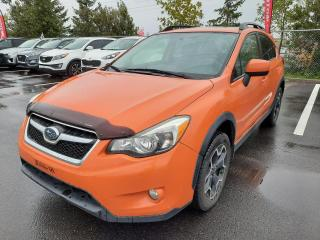 Used 2013 Subaru XV Crosstrek CVT* AWD* SPORT* TOIT* SIEGES CHAUFFANTS for sale in Québec, QC