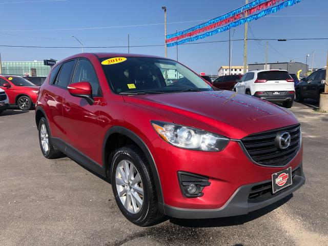 2016 Mazda CX-5 GS*LOADED*SUNROOF*HEATED SEATS*