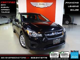 Used 2014 Subaru Impreza TOURING | CERTIFIED | FINANCE @ 4.65% for sale in Oakville, ON