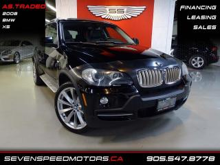 Used 2008 BMW X5 LOADED | ACCIDENT FREE | NAVI | AS TRADED for sale in Oakville, ON