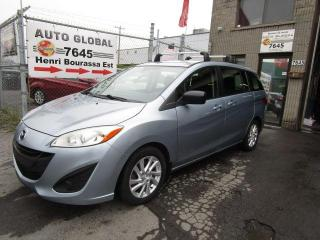 Used 2012 Mazda MAZDA5 Familiale 4 portes, boîte manuelle, GS for sale in Montréal, QC