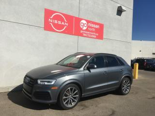 Used 2017 Audi Q3 Technik 4dr AWD quattro Sport Utility for sale in Edmonton, AB