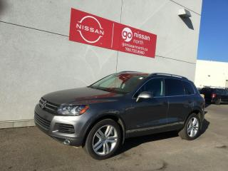 Used 2012 Volkswagen Touareg Sport Package ?Highline 4dr AWD Sport Utility Vehicle for sale in Edmonton, AB