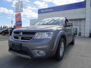 Used 2013 Dodge Journey SXT V6/DVD/BACKUPCAM/HEATEDSEATS/PUSHBUTTONSTART for sale in Edmonton, AB