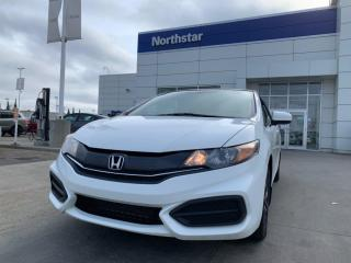 Used 2015 Honda Civic COUPE EX PLUS/SUNROOF/HEATEDSEATS/BACKUPCAM for sale in Edmonton, AB