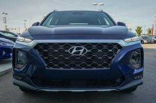 New 2020 Hyundai Santa Fe PREF SUN & LEATHER: RIMS AND RUBBER/BLUELINK/HEATED SEATS/ for sale in Edmonton, AB