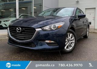 Used 2018 Mazda MAZDA3 GS for sale in Edmonton, AB