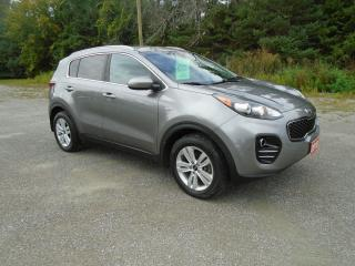 Used 2018 Kia Sportage LX AWD for sale in Beaverton, ON