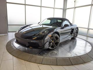 New 2020 Porsche Boxster 718 2dr RWD Convertible for sale in Edmonton, AB