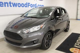 Used 2019 Ford Fiesta 3 MONTH DEFERRAL! *oac | SE | Hatch | appearance Pkg | Large Screen for sale in Edmonton, AB