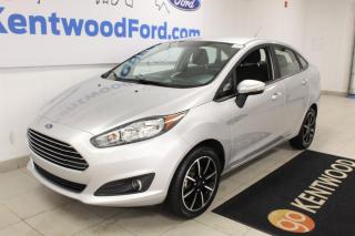 Used 2019 Ford Fiesta 3 MONTH DEFERRAL! *oac | SE | Sedan | Large Screen | Appearance Pkg for sale in Edmonton, AB