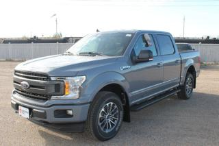New 2020 Ford F-150 XLT 302A, 4X4 Supercrew, 2.7L Ecoboost, Auto Start/Stop, Cruise Control, Pre-Collision Assist, Rear View Camera, Remote Keyless Entry, Trailer Tow Package, Navigation for sale in Edmonton, AB