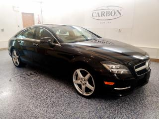 Used 2014 Mercedes-Benz CLS-Class CLS 550 for sale in Lower Sackville, NS