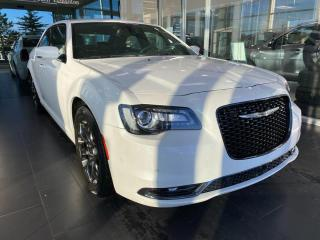 Used 2016 Chrysler 300 300S AWD, ACCIDENT FREE, ONE OWNER, SKYROOF, HEATED STEERING WHEEL AND LEATHER SEATS, NAVI for sale in Edmonton, AB